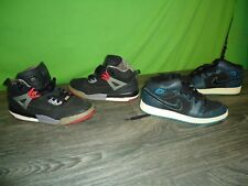 100% authentic Air Jordan shoes lot of 2 pairs both 5.5Y