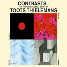 Toots Thielemans: Contrasts + Guitar And Strings... And Things (2 Lps On 1 Cd)