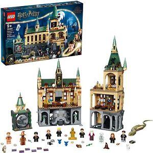 LEGO Harry Potter 76389 Hogwarts Chamber of Secrets Building Kit 1176 Pcs