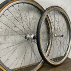 Vintage Wheelset 26 in Deore XT FH-M730 Specialized Saturae Shimano UNIGLIDE