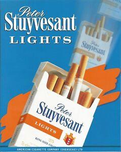 сигареты stuyvesant купить
