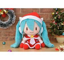 SEGA - Vocaloid Hatsune Miku - Miku Christmas 33cm Jumbo Big Plush US SELLER!!!