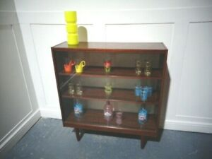 RETRO GREAVES & THOMAS ROSEWOOD 60s COCKTAIL CABINET VINTAGE HOME BAR DRINKS