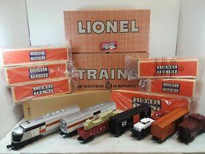Lionel Conventional Classics 6-38324 2507W New Haven F-3 Diesel Set