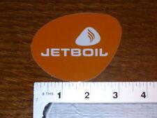 Jet Boil Large Logo Sticker Decal
