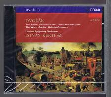 KERTESZ CD NEW DVORAK ORCHESTRAL WORKS