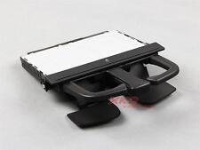 Black Front Folding Stretch Dash Cup Holder Fit For VW Jetta MK4 Golf MK4 Bora