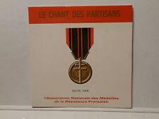 18e RIT. d' Epinal Le chant des partisans  ( médaillés de la Résistance ) 20560