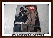 Neue Berliner Illustrierte-NBI-Die Zeit im Bild 7/89 Politik,Wirtschaft,Altag