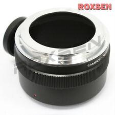 Tamron Adaptall 2 lentille pour Sony E mount trépied adaptateur NEX-7 5T 6 A6000 A7 A7R