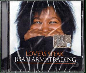 JOAN ARMATRADING - LOVERS SPEAK - CD NUOVO SIGILLATO OFFERTA