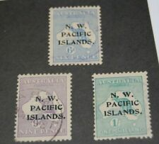 North West Pacific Islands 18 - 20 Vf Used Catalog $64.50