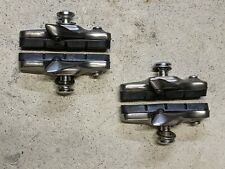 Shimano Ultegra BR-6700 R55C3 Road Bike Bicycle Brake Shoe Set Silver/Gunmetal