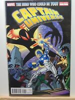 Captain Universe #1 One-Shot the Hero Who Could be You Marvel Comic vf/nm CB3043
