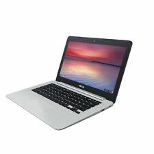 "Asus Chromebook C301SA 13.3"" Intel Celeron 32GB Full HD Laptop Chrome OS - Grey"
