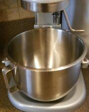 Hobart N50 5 QT. NSF Commercial Stainless Steel Bowl, N-50 5 Quart Mixer SST005
