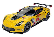 Revell 1/25 Motor Sports LeMans Corvette C7.R Chevrolet PLASTIC MODEL KIT 854304