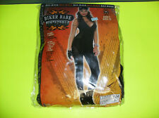 BIKER BABE HARLEY DAVIDSON JUMPSUIT WOMEN HALLOWEEN COSTUME MEDIUM/LARGE