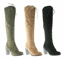 Over Knee Boots Regular Shoes for Women