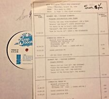 RADIO SHOW: 8/14/86 THIS WK '64: SUPREMES,DRIFTERS,VENTURES, ANIMALS,BEATLES,DC5