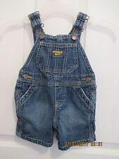 baby boys Oshkosh size 6 months overalls