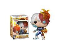 Funko pop my hero academy todoroki my hero academia marvel figure figura