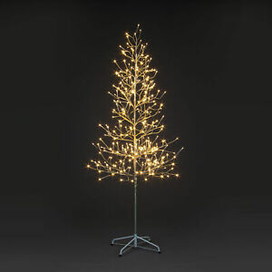 1.8m Champagne Tree with 312 Warm White LEDs