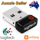 Logitech USB Dongle Unifying Receiver 1 to 6 Wireless Keyboard Mouse Win 7/8 Mac