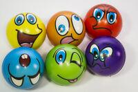 3x Stressball Knautschball knetball Frustball Antistressball Quetschball Softbal