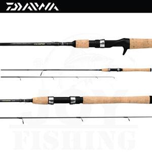 DAIWA Crossfire Ultralight Spinning Fishing Rods CFF662MFS