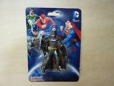"DC Comics Batman fight stance by Monogram Greenbrier figurine key chain toy 2.5"""
