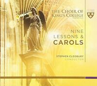 Choir of King's College Cambridge - Nine Lessons and Carols [CD]