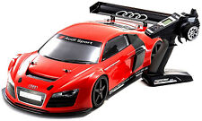 Kyosho 34102b Inferno Gt2 VE Course Specs Audi R8 LMS # Rouge