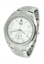 NEW ESQ MOVADO SUBDIAL STAINLESS STEEL LADIES WATCH 07101400