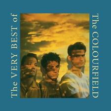 THE COLOURFIELD THE VERY BEST OF CD (GREATEST HITS) Released 27th July 2018