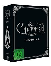 CHARMED COMPLETE BOX  48 DVD NEU  SHANNON DOHERTY/ROSE MCGOWAN/+