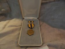 Vintage US Military Commendation Medal for Merit with Box (Air Force?)