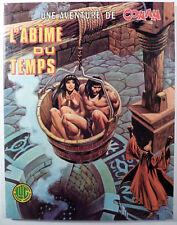 Conan 3 L'abîme du temps Ed. LUG 1977 TBE