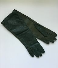 DAKS leather gloves made by Dents
