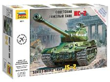 IS-2 Stalin Heavy Tank 1:72 Plastic Model Kit ZVEZDA