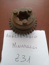 INGRANAGGIO CAMBIO MOTORI MINARELLI Z31