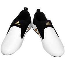 Adidas Taekwondo shoes/Footwear/martial arts shoes/CONTESTANT PRO/WH/BK/GOLD