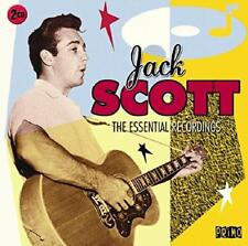Jack Scott - The Essential Recordings (NEW 2CD)