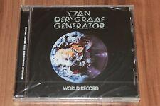 Van Der Graaf Generator - World Record (2005) (CD) (00946 3 32957 2 8) (Neu+OVP)