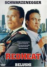 Red Heat (DVD, 2001, Sensormatic Security Tag)