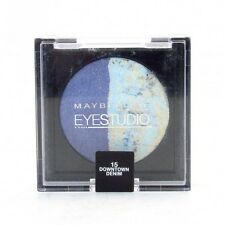 Maybelline Eye Studio Baked Eyeshadow Duo #15 Downtown Denim