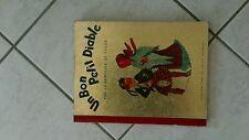 rare livre UN BON PETIT DIABLE par la comtesse de segur 1958 port offert