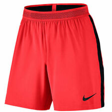 Nike Men's Flex Strike Shorts Football Soccer Red Size M 804298-657