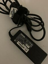 Genuine Toshiba PA3378E-3AC3 75W 15V/5A AC Adapter PSU Power Supply 100-240V