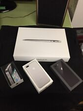 Assorted Apple Iphone & Macbook Boxes